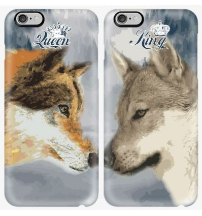 couple cases wolf
