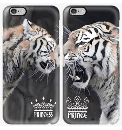 Couple case Tiger