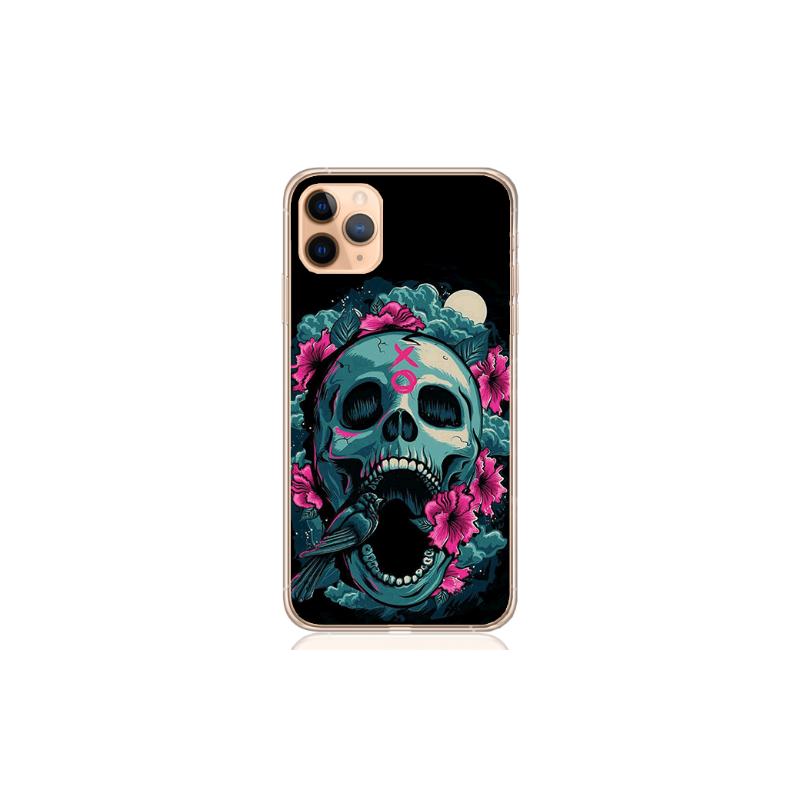 mexican skull flower