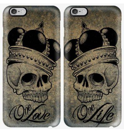 Cover coppia Skull Love