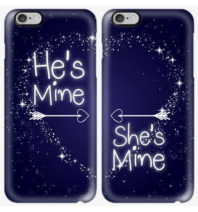 couple case Infinity Love