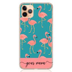 orange flamingo name low