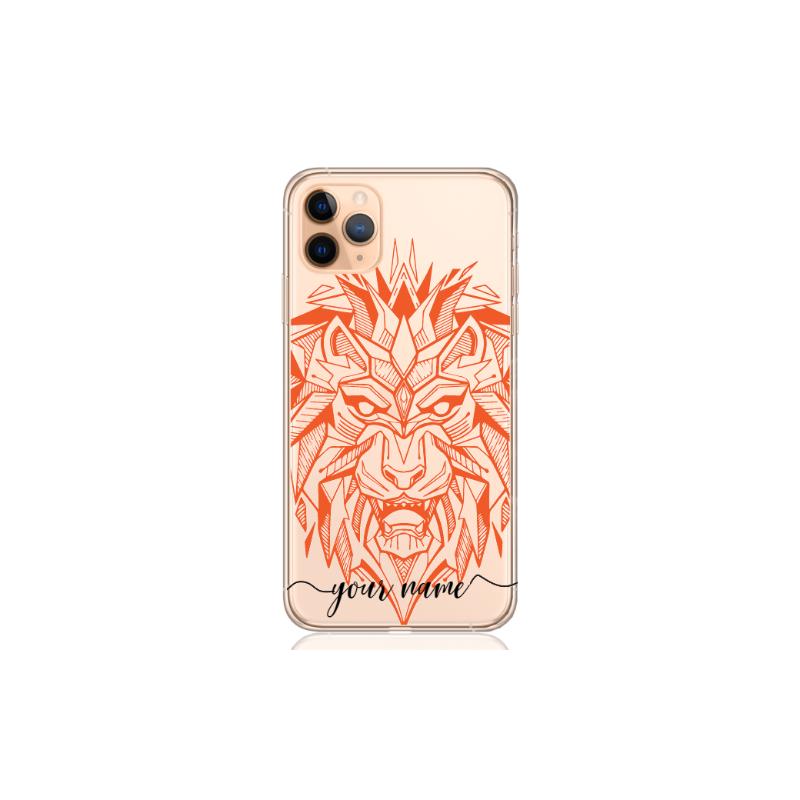 orange lion name low