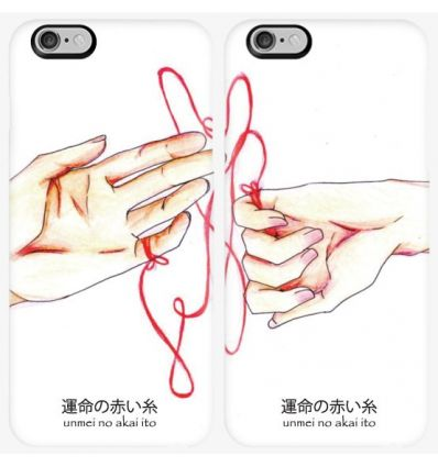 Couple case Red line
