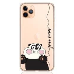 crashed little pandas line