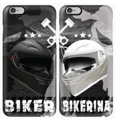 Couple case Biker